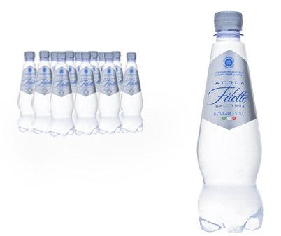 Acqua Filette Pet 500 ml Natural