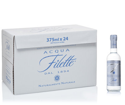 Acqua Filette 375 ml natural