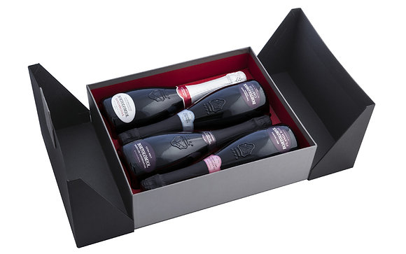 Bortolomiol Prosecco Millesimati Coutre Collection Box (2017)