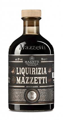 Mazzetti Grappa Liquirizia