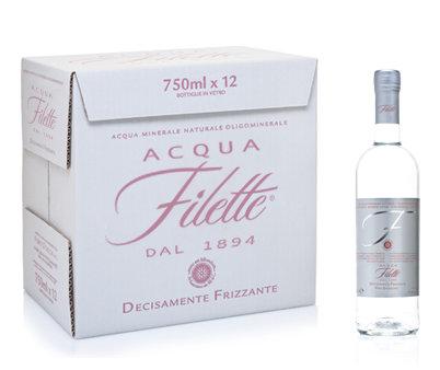 Acqua Filette 750 ml Gas
