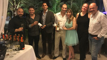 Italian Wine Dinner tour en Tracadero Beach resort