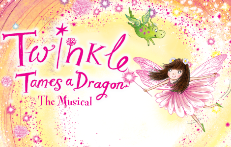 Twinkle Tames a Dragon The Musical