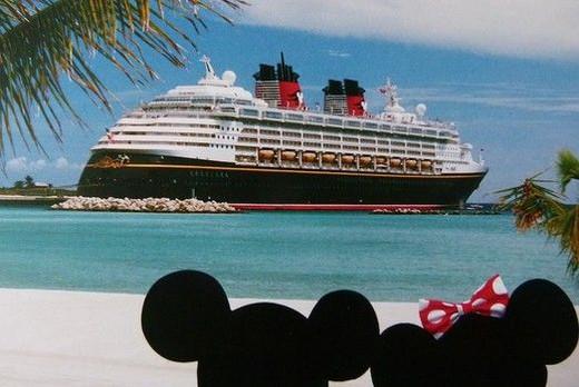 Rachel Sets Sail w/ Disney Cruise Line