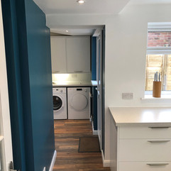 Kitchen and utility conversion