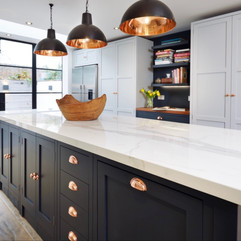 Bespoke Kitchen supplied by Home Construction Limited