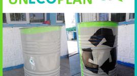 Creación de áreas para la recolección del  reciclaje