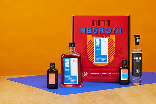 Helvetico Negroni Box Luzern