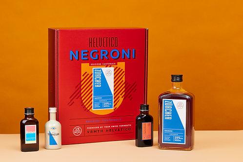 Helvetico Negroni Box Zürich