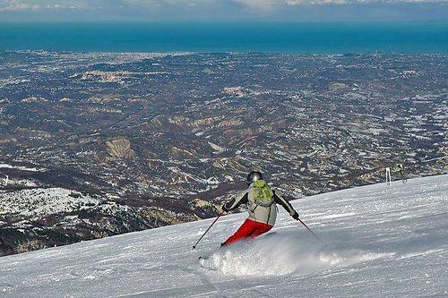 Ski and Sea!