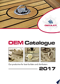 catalogue osculati, accastillage bateau