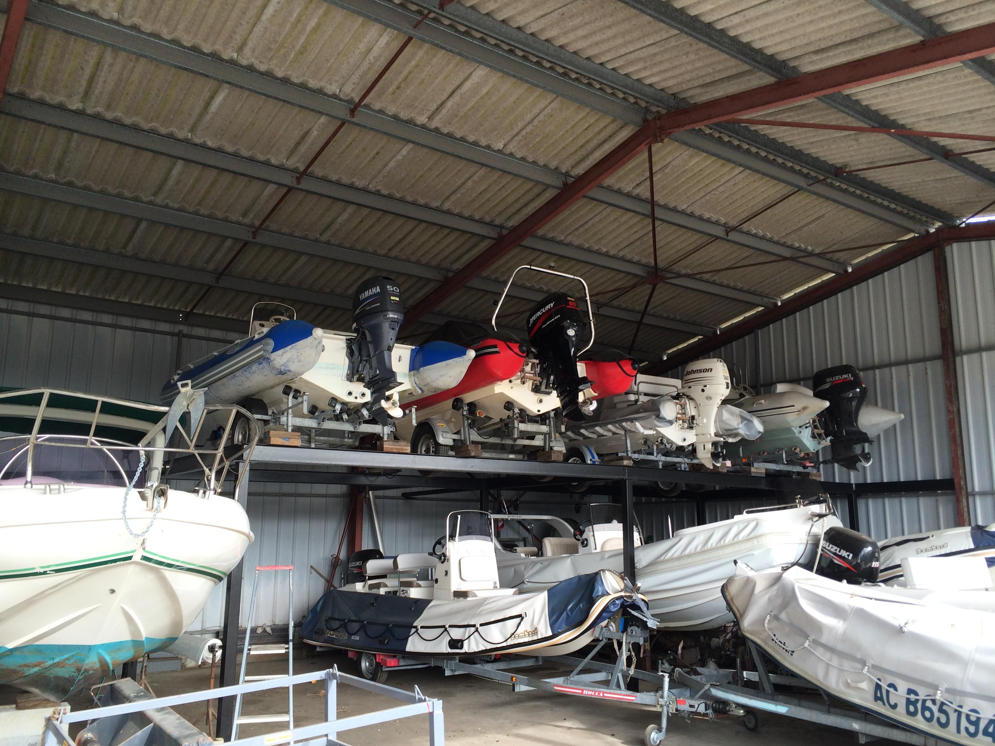 Gardiennage bateaux