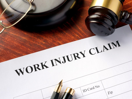 I'm a federal employee who was injured on the job, now what?