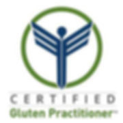 Certified Gluten Practitioner Logo Small