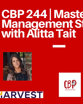CBP 244_Master of Management with Alitta