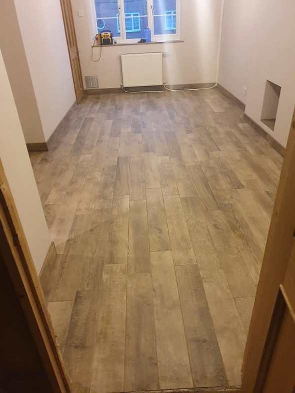 Living Room Tiling