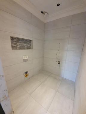 Grey Bathroom