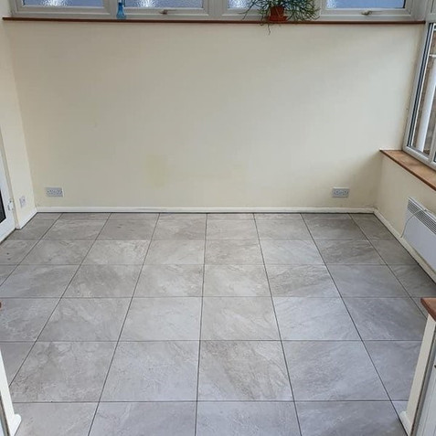 After - Conservatory