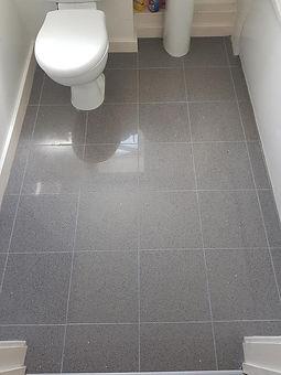 Toilet Flooring Tiler