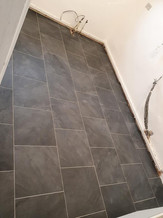 Dark Tiling Floor