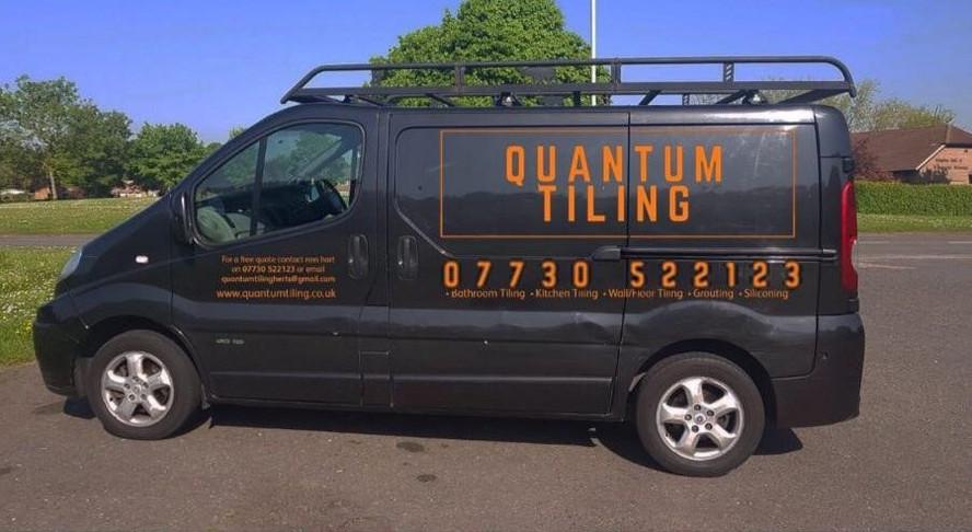 Quantum Tiling Van