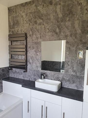 Bathroom Vanity Unit Tiler Tiling