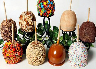 SCMA Caramel Apples Fundraiser