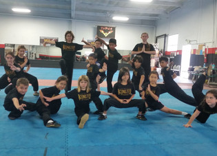 Kung Fu Summer Camp Finishes at SCMA