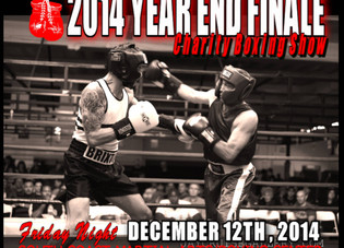 Old Dog Boxing Year End Finale: December 12th at SCMA