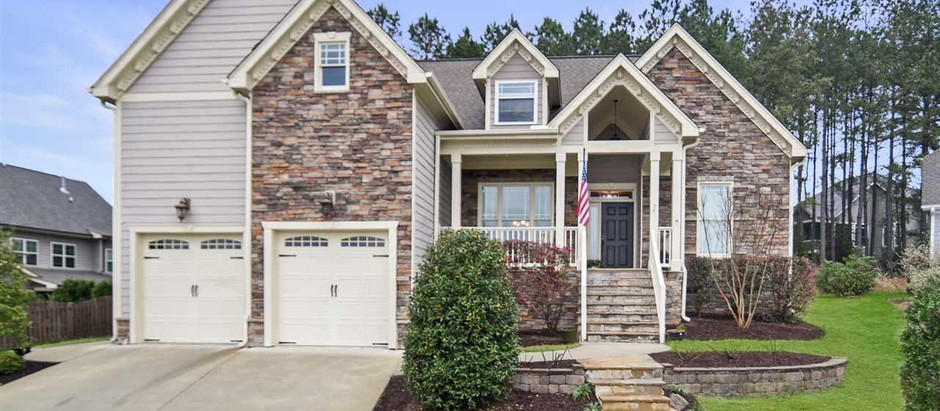 TOP 5 LISTINGS IN WAKE FOREST UNDER $425,000