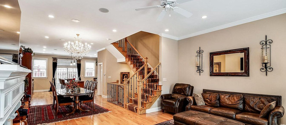 TOP 5 TOWNHOMES IN SPRING GARDEN