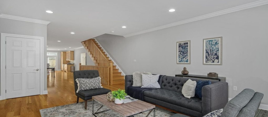 TOP 5 TOWNHOMES IN FAIRMOUNT