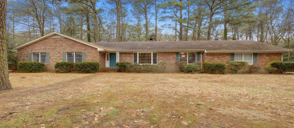 TOP 5 FIRST TIME HOMES IN WICOMICO COUNTY