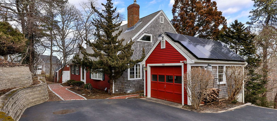 TOP 5 CAPE STYLE LISTINGS IN CHATHAM