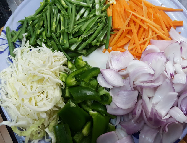 Preparation of Noodles