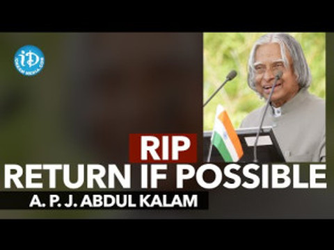 Kalam RIP