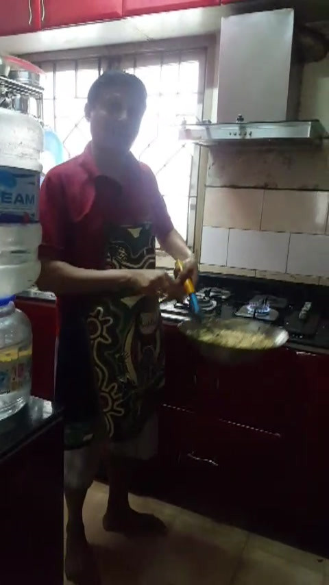 Noodle Cooking video