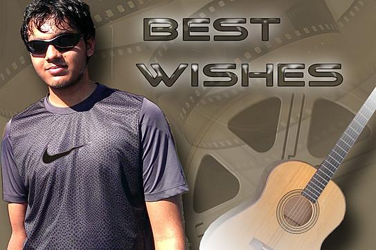 Shashank Solo Best Wishes