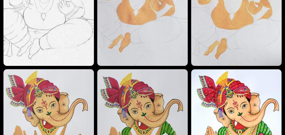 Making Ganesha  2020.jpg
