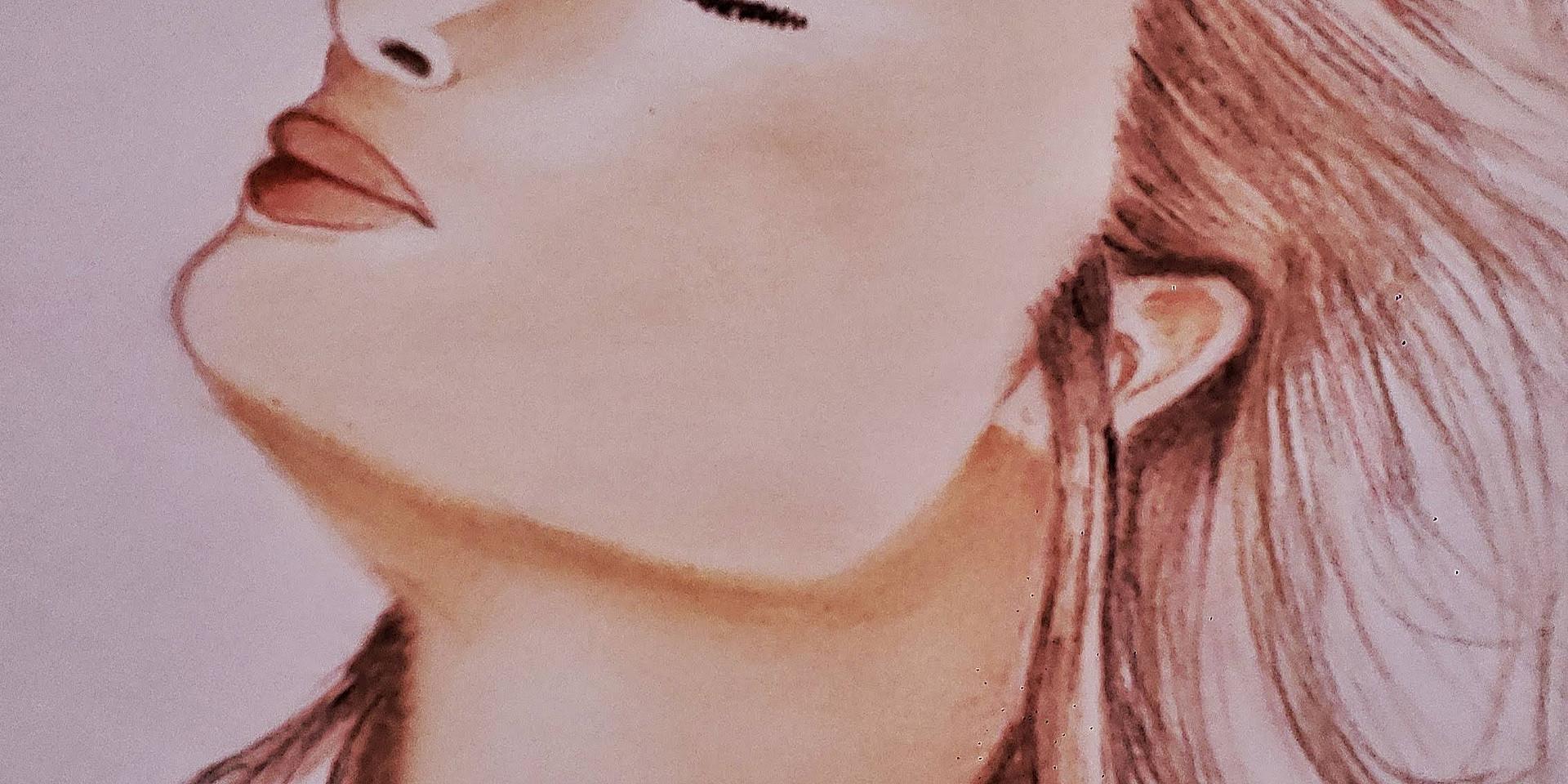 My first pastel sketching