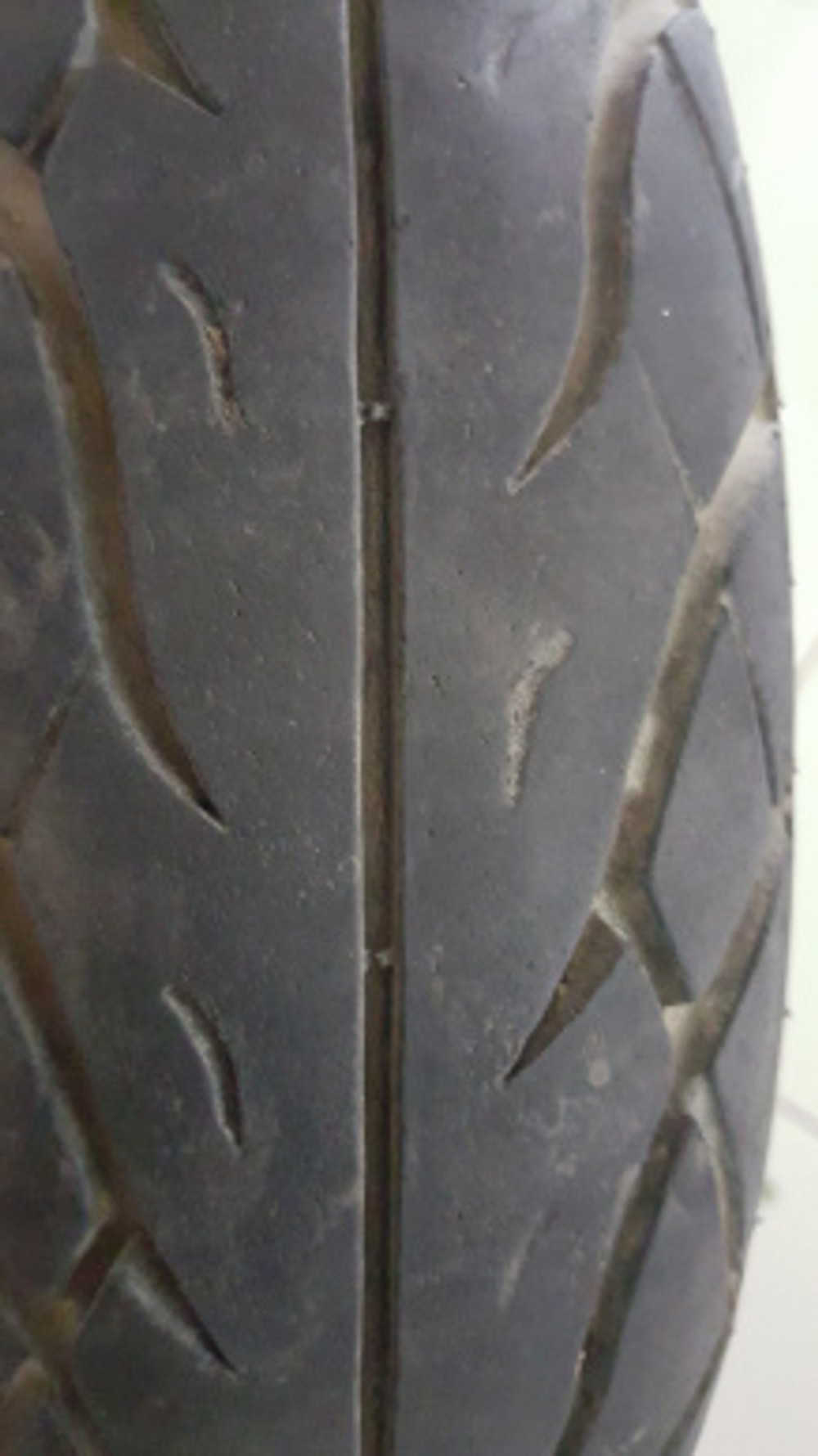 Tampered Tire