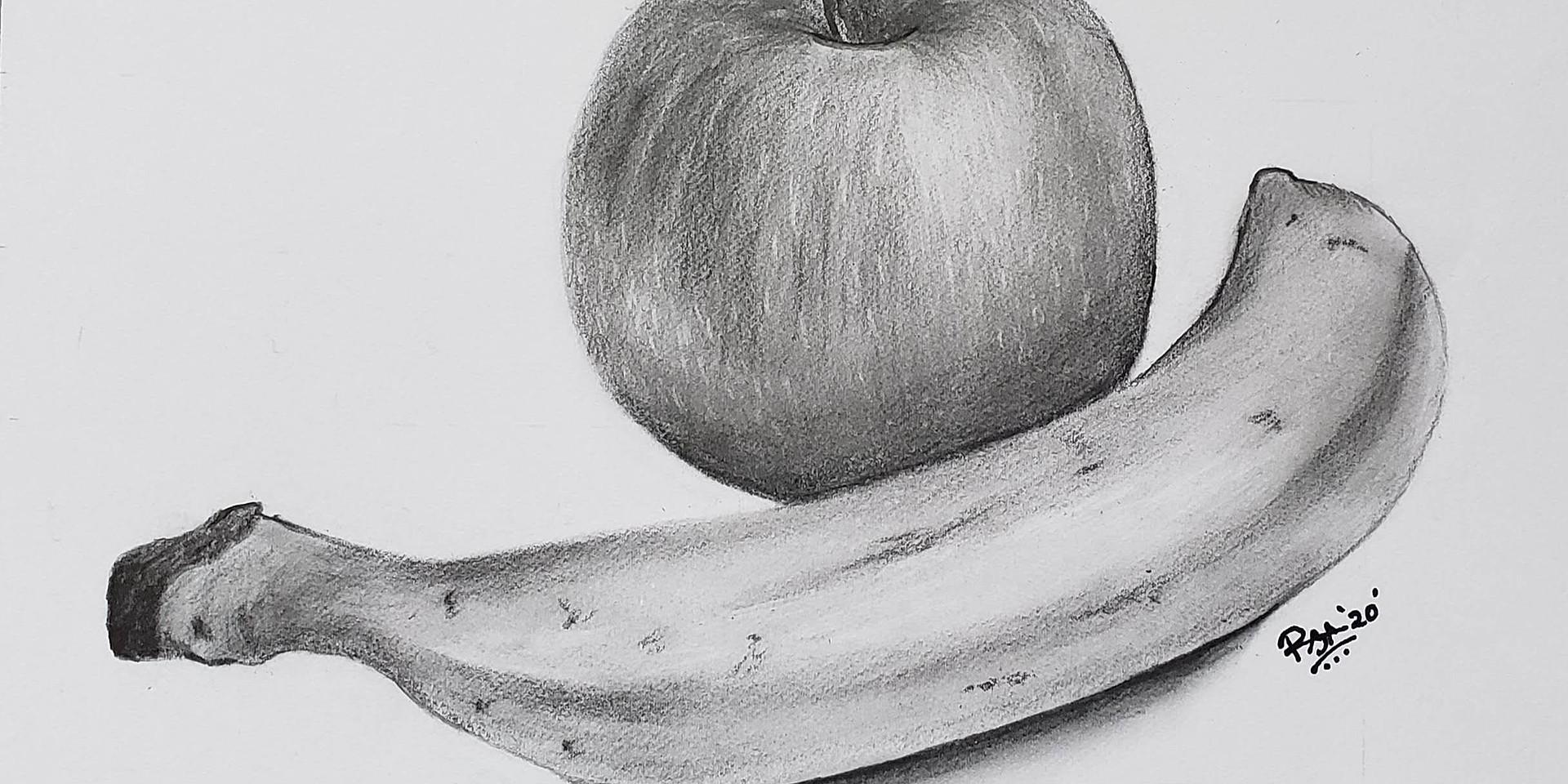Pencil still life