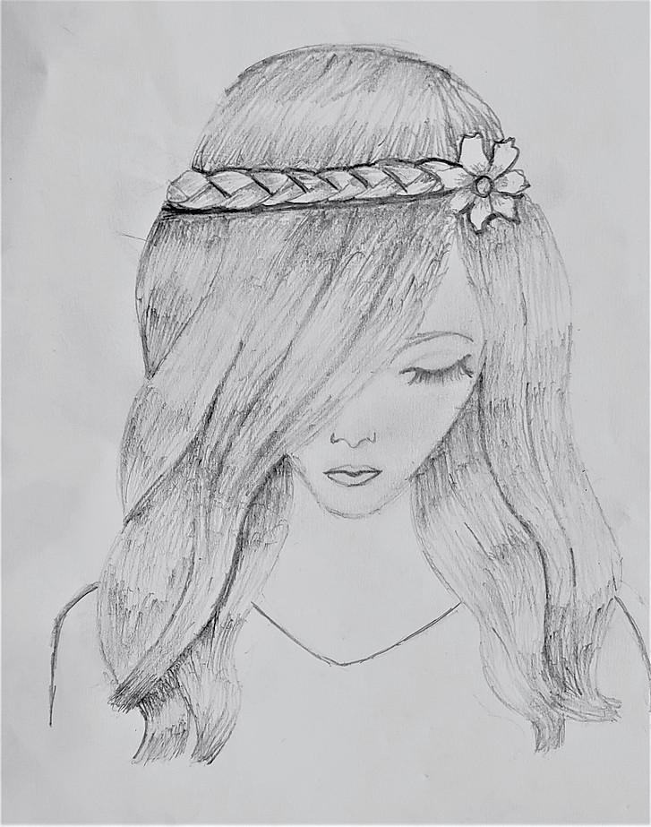 A Shy Girl