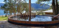 Hot Tub Vista al Lago 6 personas
