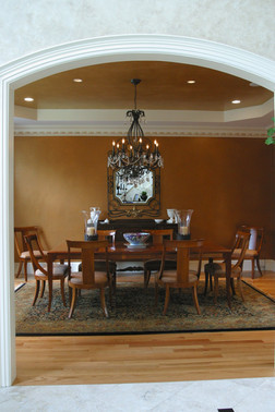 North Andover Dining Room