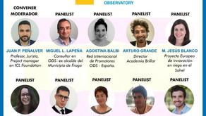 El martes 5 de octubre tendrá lugar el Diálogo Intergeneracional, organizado por Global Peace