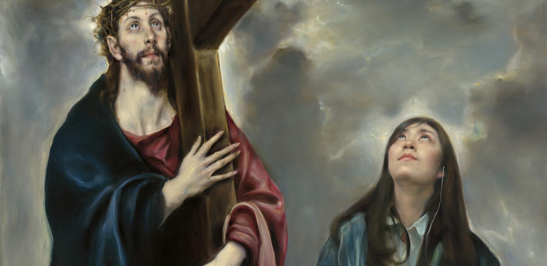 The Sky of El Greco