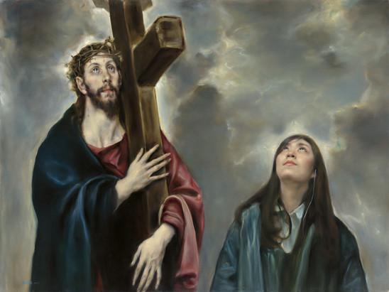Il cielo di El Greco