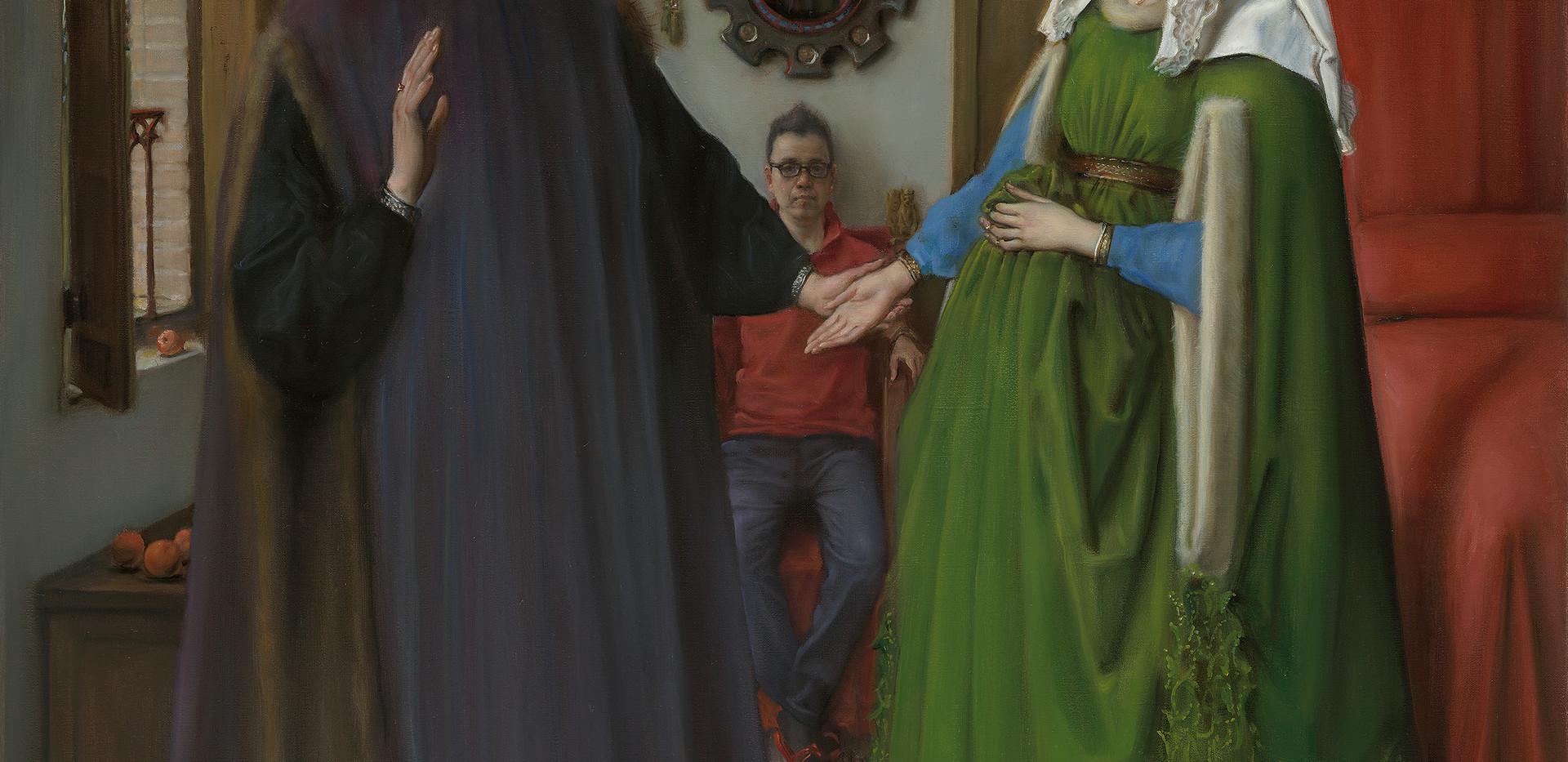 The Wedding Witness