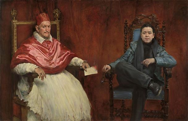 Il salotto di Diego Velázquez